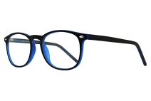 Solo 591 5019 Black / Blue von Glasses Direct