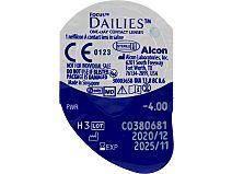 Focus Dailies 30er Box von Alcon