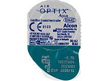 AIR OPTIX AQUA 6er Box von Alcon