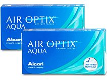 AIR OPTIX AQUA (2x6) von Alcon