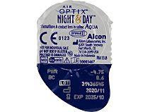 AIR OPTIX NIGHT&DAY AQUA 6er Box, BC 8,6 von Alcon