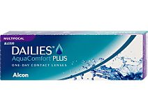 Dailies AquaComfort Plus Multifocal 30er Box von Alcon