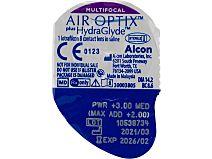 AIR OPTIX plus HydraGlyde Multifocal 6er Box von Alcon