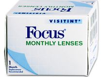 Focus Visitint 6er Box, BC 8,9 von Ciba Vision