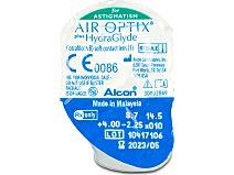 AIR OPTIX plus HydraGlyde for Astigmatism 6er Box von Alcon