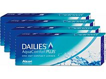 Dailies AquaComfort Plus (4x30) von Alcon
