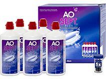 AOSEPT PLUS mit HydraGlyde 5er Set von Alcon