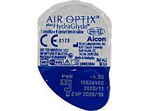AIR OPTIX plus HydraGlyde 6er Box von Alcon