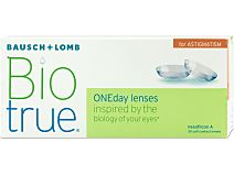 Biotrue ONEday for Astigmatism (1x30) von Bausch & Lomb