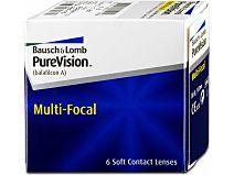 PureVision Multi-Focal (1x6) von Bausch & Lomb