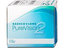 PureVision 2 HD 6er Box von Bausch & Lomb