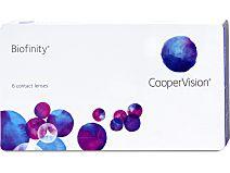 Biofinity (1x6) von Cooper Vision
