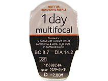 Proclear 1day multifocal 30er Box von Cooper Vision