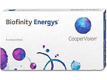 Biofinity Energys (1x6) von Cooper Vision