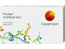 Proclear multifocal toric (1x6) von Cooper Vision
