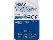 GEL-System Tageslinsen 5er Box von Lenscare
