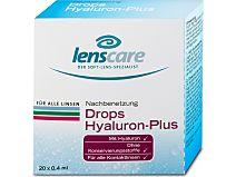 Drops Hyaluron-Plus von Lenscare