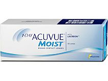 1-Day Acuvue Moist (1x30), BC 9,0 von Johnson & Johnson