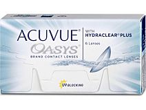 ACUVUE OASYS 6er Box von Johnson & Johnson