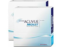 1-Day Acuvue Moist (2x90), BC 9,0 von Johnson & Johnson