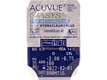 ACUVUE OASYS for ASTIGMATISM 6er Box von Johnson & Johnson