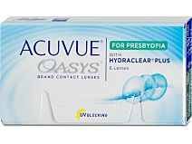 ACUVUE OASYS for Presbyopia (1x6) von Johnson & Johnson