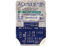 ACUVUE OASYS for PRESBYOPIA 6er Box von Johnson & Johnson
