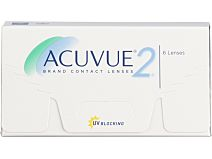 ACUVUE 2 6er Box, BC 8,7 von Johnson & Johnson
