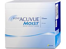 1-Day Acuvue Moist (1x180), BC 8,5 von Johnson & Johnson