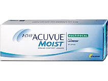 1-Day ACUVUE MOIST MULTIFOCAL 30er Box von Johnson & Johnson