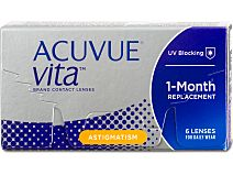 ACUVUE VITA for ASTIGMATISM von Johnson & Johnson