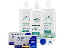 Acuvue vita for Astigmatism, 3x Kombi-SH-System Set von Johnson & Johnson