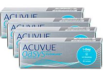 ACUVUE OASYS 1-Day (4x30), BC9,0 von Johnson & Johnson