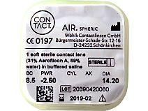 Contact air 6er Box, BC 8,5 von Wöhlk