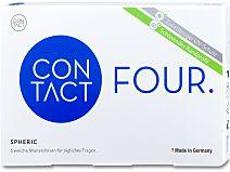 Contact four 6er Box, BC 8,6 von Wöhlk