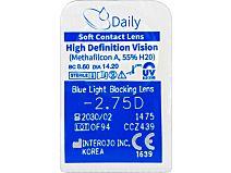 BlueBlock 55 Tageslinsen 30er Box von Lenscare