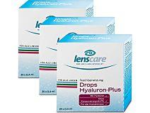 Drops Hyaluron-Plus 3er Set von Lenscare