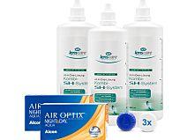 AIR OPTIX NIGHT&DAY AQUA, BC 8,4 Kombi-SH-System 3er Set von Alcon