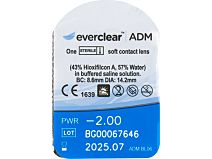 everclear ADM 5er Box von everclear