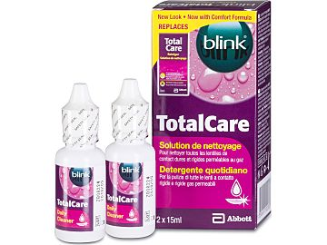 blink TotalCare Reiniger von Abbott Medical Optics (AMO)
