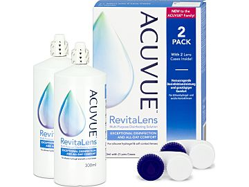 Acuvue RevitaLens 2er Set von Abbott Medical Optics (AMO)