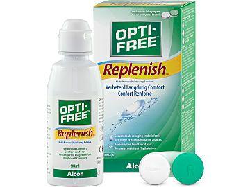 OPTI-FREE RepleniSH Travel Pack von Alcon