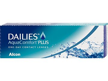 Dailies AquaComfort Plus 30er Box von Alcon