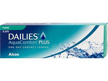 Dailies AquaComfort Plus Toric 30er Box von Alcon