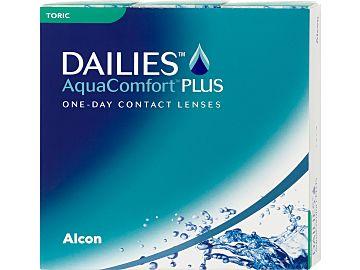 Dailies AquaComfort Plus Toric 90er Box von Alcon