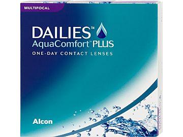 Dailies AquaComfort Plus Multifocal 90er Box von Alcon