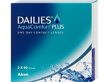 Dailies AquaComfort Plus 180er Box von Alcon