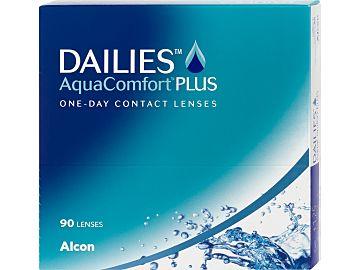 Dailies AquaComfort Plus 90er Box von Alcon