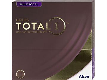 Dailies Total 1 Multifocal 90er Box von Alcon