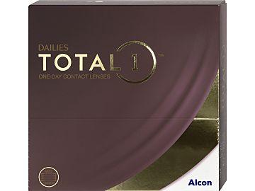 Dailies Total 1 90er Box von Alcon